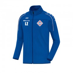 Trainingsjacke Classico  royal
